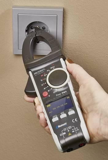 Stromzange digital VOLTCRAFT VC-595OLED Kalibriert nach: Werksstandard (ohne Zertifikat) OLED-Display CAT III 600 V, CAT