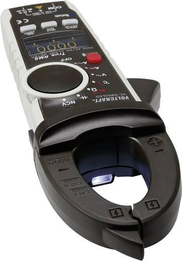 VOLTCRAFT VC-595OLED Stromzange digital Kalibriert nach: Werksstandard (ohne Zertifikat) OLED-Display CAT III 600 V, CAT