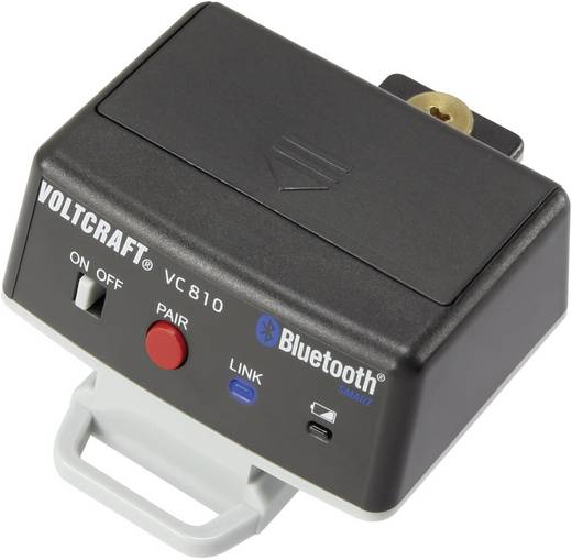VOLTCRAFT VC810 Bluetooth®-Adapter VC810, Passend für (Details) VC830, VC850, VC870, VC880, VC890 VC810