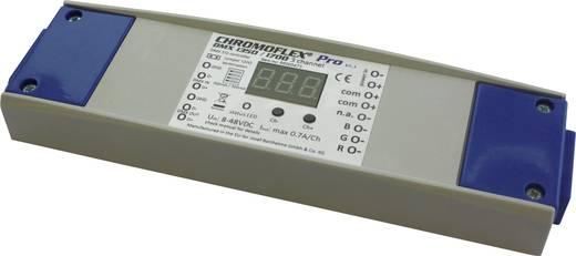 LED-Dimmer Barthelme CHROMOFLEX Pro DMX stripe 3-kanaals V1.1 360 W 180 mm 52 mm 22 mm