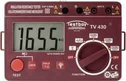 Digitální měřič odporu izolace Testboy TV 430N