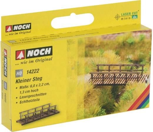 NOCH Laser-Cut minis® 14222 H0 Kleiner Steg