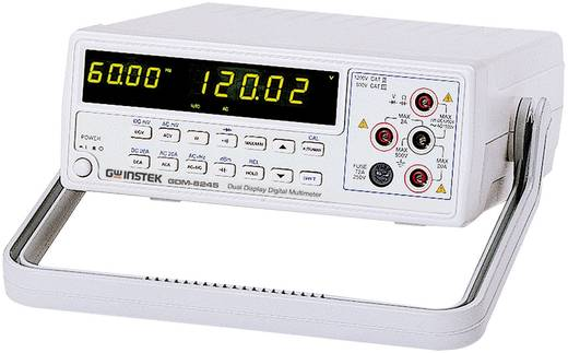 Tisch-Multimeter digital GW Instek GDM-8245 Kalibriert nach: DAkkS CAT II 500 V Anzeige (Counts): 50000