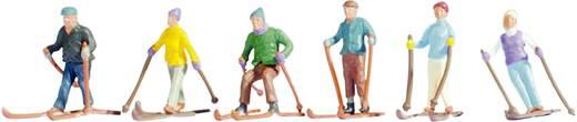 NOCH 36828 N Figuren Skifahrer