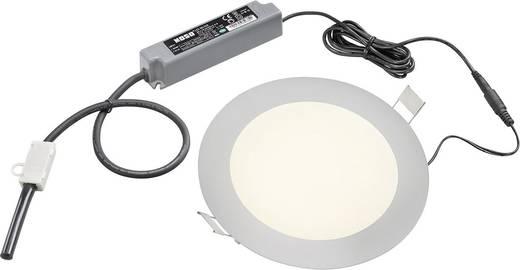 LED-Einbauleuchte 10 W Warm-Weiß Esotec 201270 Weiß