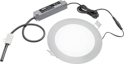 LED-Einbauleuchte 10 W Neutral-Weiß Esotec 201272 Weiß