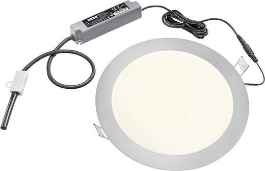 Esotec 201274 LED-Einbauleuchte 16 W Warm-Weiß Weiß