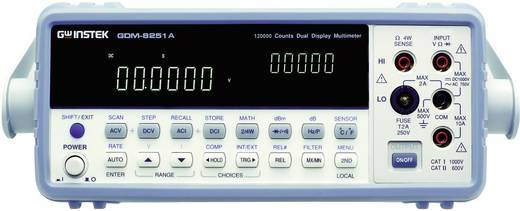 GW Instek GDM-8255A Tisch-Multimeter digital Kalibriert nach: Werksstandard (ohne Zertifikat) CAT II 500 V Anzeige (Cou