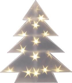 Plastový LED vánoční stromeček Polarlite LDE-04-001, do sítě
