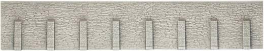 H0 Stützmauer Hartschaum-Fertigmodell NOCH 58066