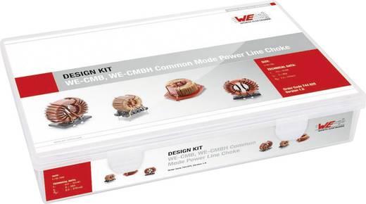 Drossel-Sortiment radial bedrahtet Würth Elektronik Kit CMB CMB 744825 26 Teile