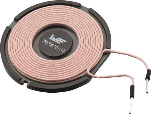 Senderspule wireless A10 24 µH 0.07 Ω 6 A Würth Elektronik WE-WPCC 760308100110 1 St.