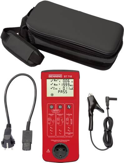 Benning ST 710 Gerätetester VDE 0701/0702 Kalibriert nach DAkkS