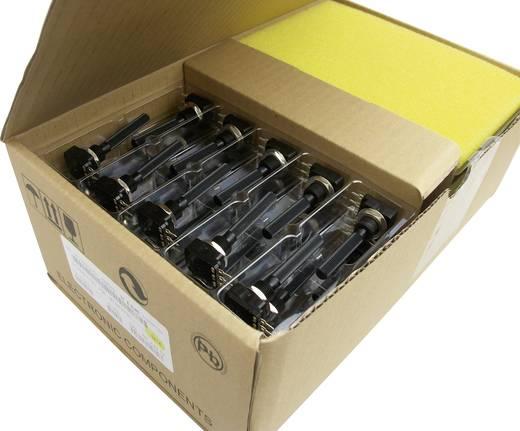 Dreh-Potentiometer Mono 0.2 W 10 kΩ Piher PC16SH-10IP06103A 100 St.