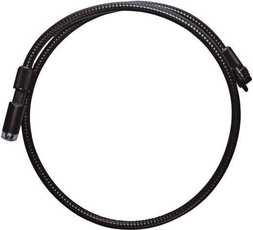 Endoskop dnt 52113 Sonden-Ø: 9 mm, 16 mm Sonden-Länge: 100 cm Abnehmbarer Monitor, WiFi, SD-Karten Slot, LED-Beleuchtung