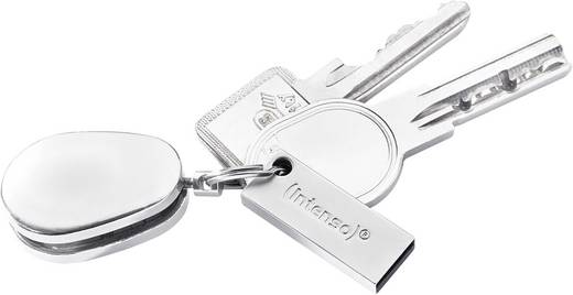 USB-Stick 64 GB Intenso Premium Line Silber 3534490 USB 3.0