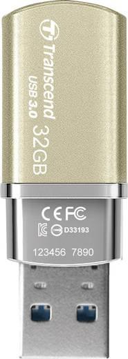 Transcend JetFlash® 820G USB-Stick 32 GB Champagne Gold TS32GJF820G USB 3.0