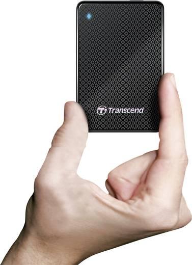 Transcend ESD400 Externe SSD Festplatte 1 TB Schwarz USB 3.0