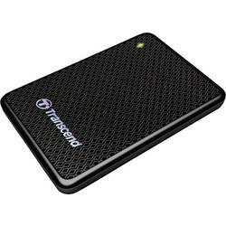 Externý SSD disk Transcend ESD400, 1 TB, USB 3.0, čierna