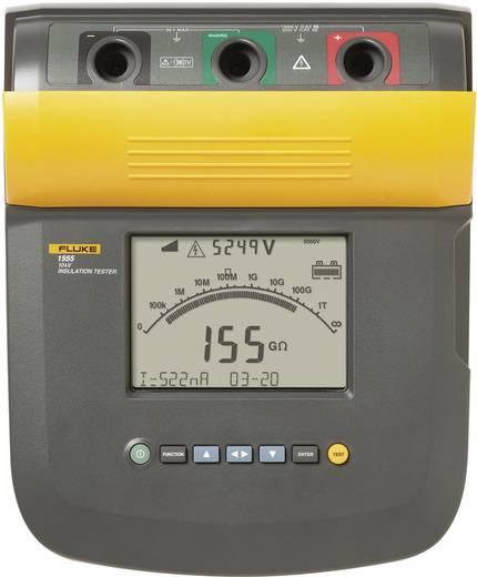 Fluke 1555/KIT Isolationsmessgerät, 250 V - 10 kV 200 kΩ - 2 TΩ CAT III 1000 V, CAT IV 600 V