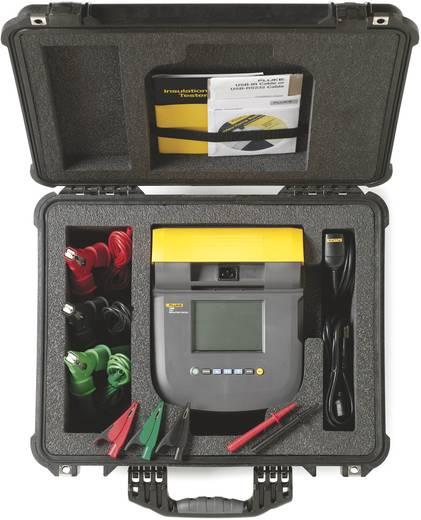 Fluke Kit 1555 Isolationsmessgerät, 250 V - 10 kV 200 kΩ - 2 TΩ CAT III 1000 V, CAT IV 600 V