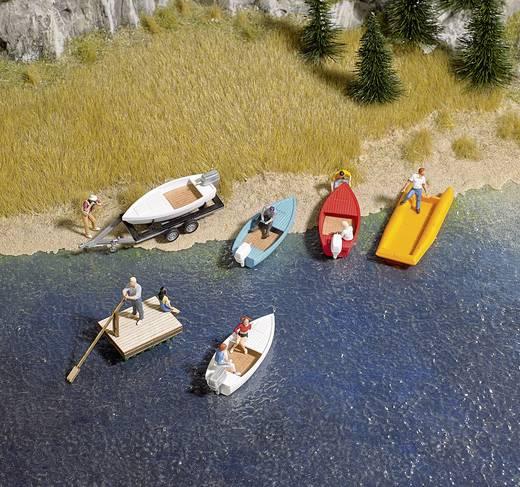 Busch 8057 N Boote Bausatz