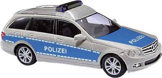 Busch 43661 H0 Mercedes Benz C-Klasse T-Modell Polizei