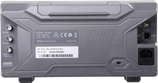 Rigol MSO1104Z-S Digital-Oszilloskop 100 MHz 20-Kanal 500 MSa/s 3 Mpts 8 Bit Digital-Speicher (DSO), Mixed-Signal (MSO)