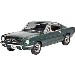 Model auta, stavebnica Revell 1965 Ford Mustang 2 + 2 Fastback 07065, 1:24