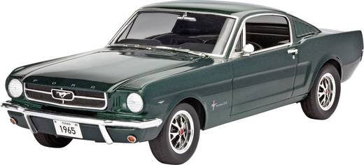 revell 7065 1965 ford mustang 2 2 fastback automodell. Black Bedroom Furniture Sets. Home Design Ideas