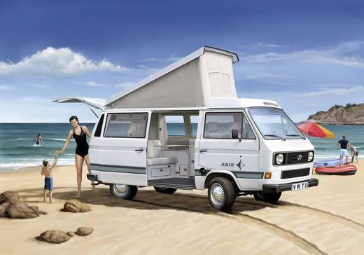 Revell 7344 Volkswagen T3 Camper Automodell Bausatz 1:25