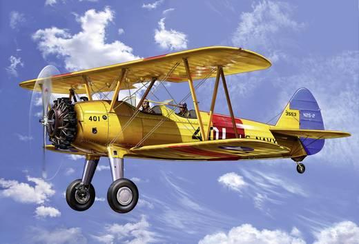 Revell 4676 Stearman Kaydet Flugmodell Bausatz 1:72