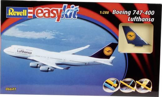 Revell 6641 Boeing 747 Lufthansa easykit Flugmodell Bausatz 1:288