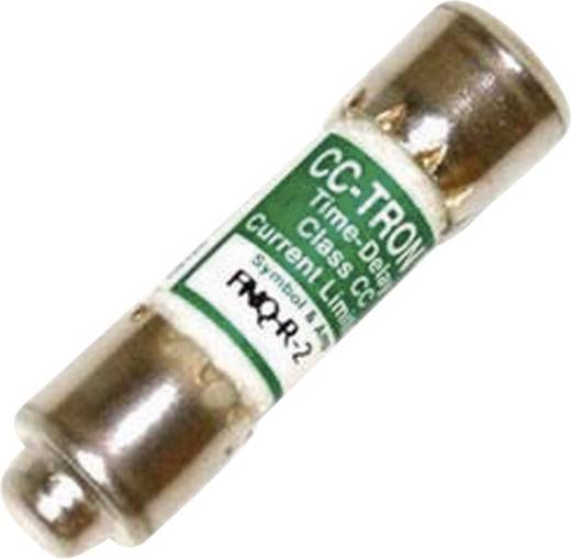 Time-Delay Sicherung (Ø x L) 10.3 mm x 38.1 mm 12 A 600 V/AC Träge -T- Bussmann FNQ-R-12 Inhalt 1 St.