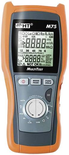 Installationstester HT Instruments M75 EN61010-1, VDE 0100
