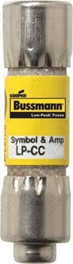 Bussmann LP-CC-10 Time-Delay Sicherung (Ø x L) 10.3 mm x 38.1 mm 10 A 600 V/AC Träge -T- Inhalt 1 St.