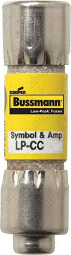 Bussmann LP-CC-15 Time-Delay Sicherung (Ø x L) 10.3 mm x 38.1 mm 15 A 600 V/AC Träge -T- Inhalt 1 St.