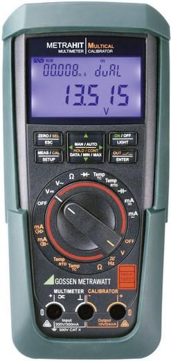Gossen Metrawatt METRAHIT MULTICAL Kalibrator-Multimeter DAkkS,