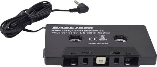Adapter Kassette Basetech 1230970