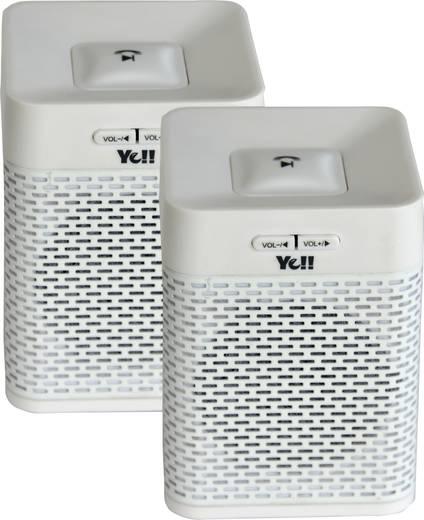 Silva Schneider YE!! SP-BT 1401 Duo Bluetooth-Lautsprecher