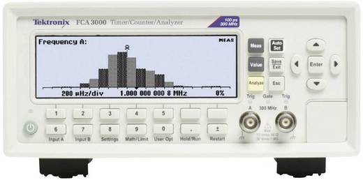 Tektronix FCA3000 Frequenzzähler, 0.001 Hz - 300 MHz - ISO kalibriert