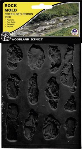 Universell Kautschukform Bachbett Woodland Scenics WC1246