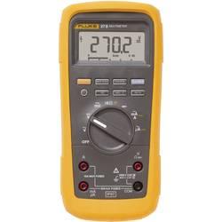Digitální multimetr Fluke 27II/EUR, Kalibrováno dle ISO, vodotěsnost (IP67)