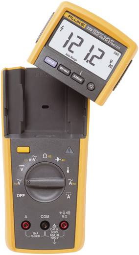 Fluke 233 Hand-Multimeter digital Kalibriert nach: ISO Funk-Display CAT III 1000 V, CAT IV 600 V Anzeige (Counts): 6000