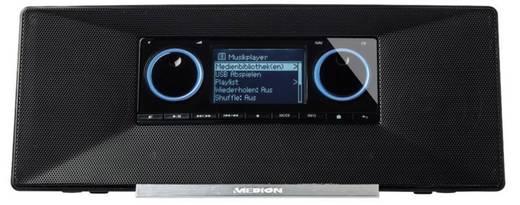 Internet Tischradio Medion Life® P85035 (MD 87090) AUX, DAB+, Internetradio, UKW, USB DLNA-fähig Schwarz