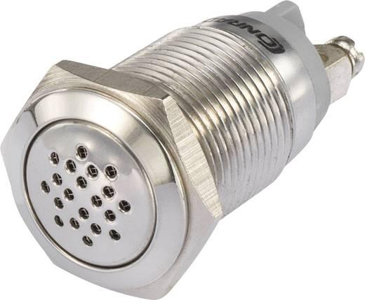 Signalgeber Geräusch-Entwicklung: 85 dB Spannung: 12 V Intervallton TRU COMPONENTS 1231433 1 St.