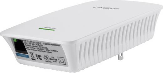 Linksys RE3000W WLAN Repeater 300 MBit/s 2.4 GHz