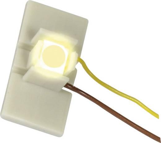 LED Passend für: Gebäude Warm-Weiß Viessmann 6046 6046