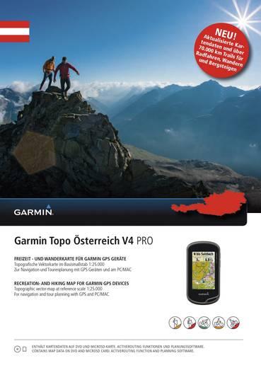 Garmin Oregon® 600 + TOPO Österreich V4 PRO GPS, spritzwassergeschützt