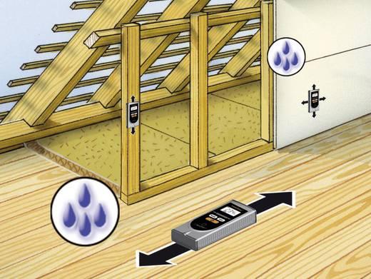 Materialfeuchtemessgerät Laserliner MoistureFinder Messbereich Baufeuchtigkeit (Bereich) 0 bis 85 % vol Messbereich Holzfeuchtigkeit (Bereich) 0 bis 85 % vol